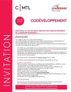 Invitation co developpement 28 09 2016